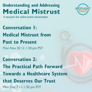 Medical Mistrust - Both conversations