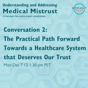 Medical Mistrust conversation 2