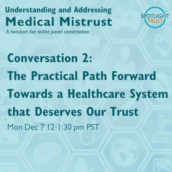 Medical Mistrust conversation 2